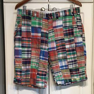 Polo by Ralph Lauren Madras Shorts